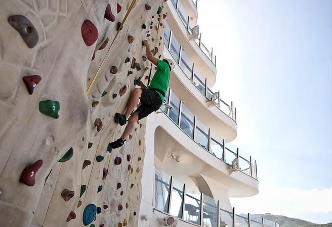 Скалодром Rock Climbing Well