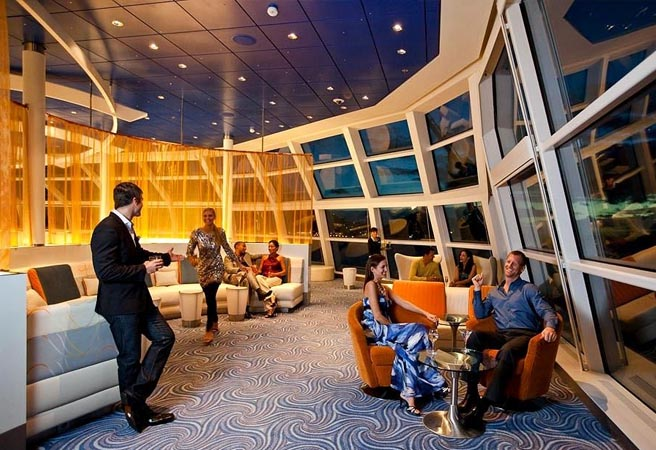 Лаунж-бар Sky Observation Lounge