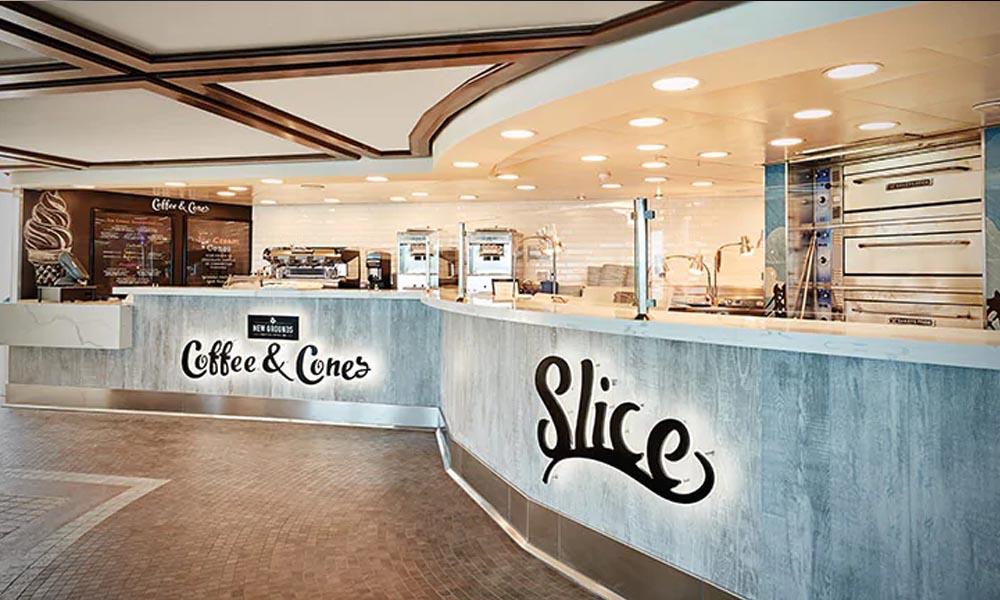 Пиццерия Slice