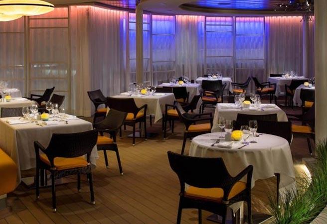 Альтернативный ресторан Solarium