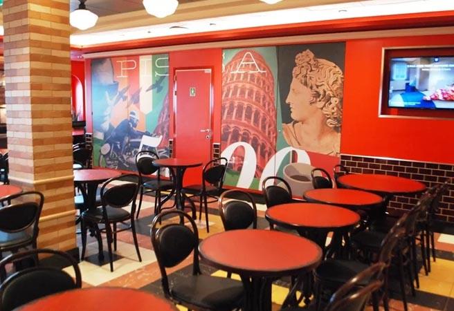 Пиццерия Sorrento's