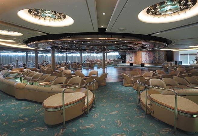 Гостиная South Pacific Lounge