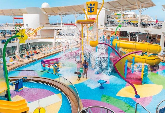 Детский аквапарк Splashaway Bay Zone