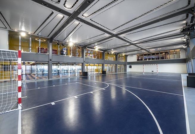 Спортивный комплекс Sportplex