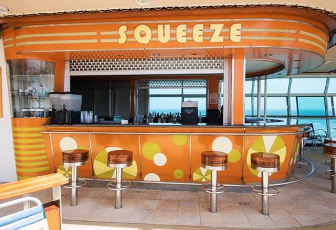 Кафе Squeezee