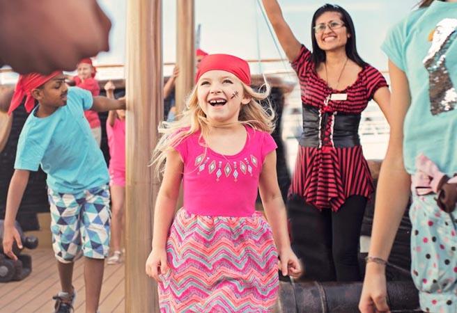 Детский клуб Squok Club для детей от 3 до 11 лет