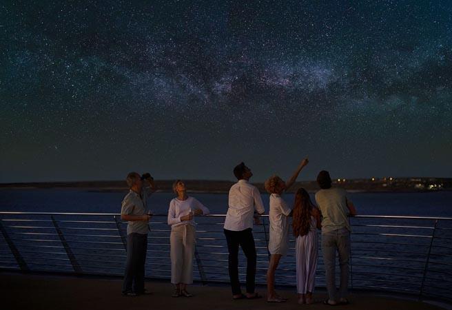 Платформа Stargazing