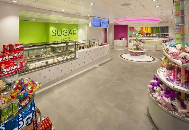 Кафе-магазин Sugar Beach