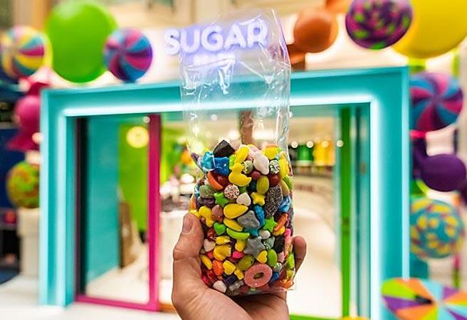 Кафе-магазин конфет Sugar Beach