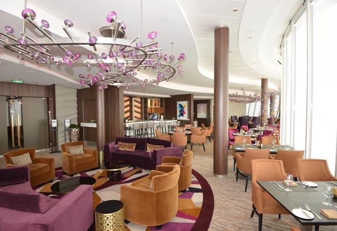Эксклюзивная гостиная для сьютов Suite Lounge
