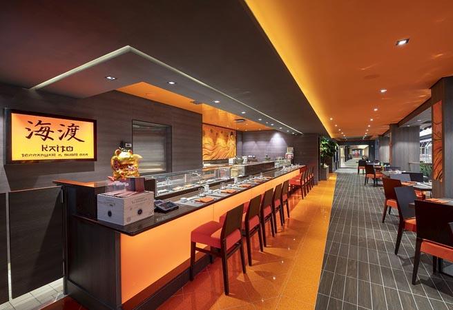 Альтернативный ресторан Kaito Sushi bar