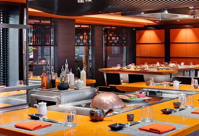 Ресторан и суши-бар Kaito Teppanyaki