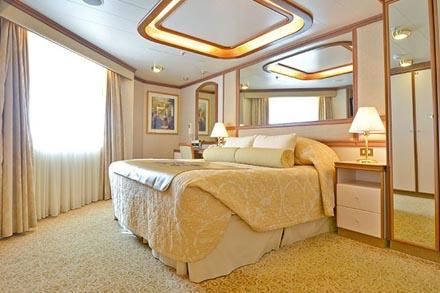 Сьют c балконом Premium Suite