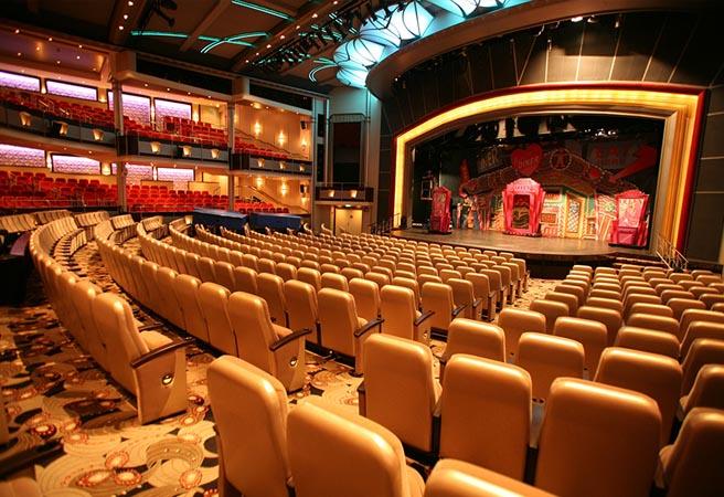 Театр Platinum