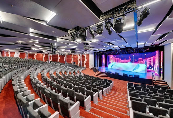 Театр Odeon