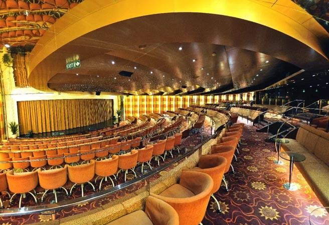 Театр San Carlo