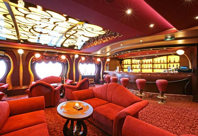 Сигарный лаунж-бар Cigar Lounge