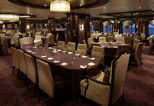 Основной ресторан The Grande