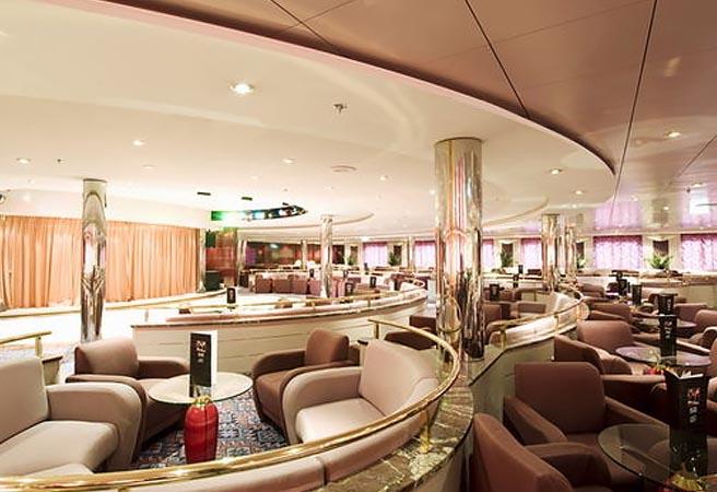 Шоу-лаунж The Lirica Lounge