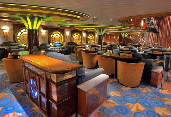 Шоу-лаунж The Universe Lounge