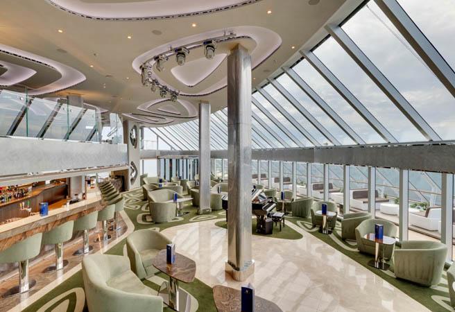Лаундж-бар Top Sail Lounge