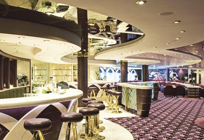 Шоу-лаунж Il Tucano Lounge