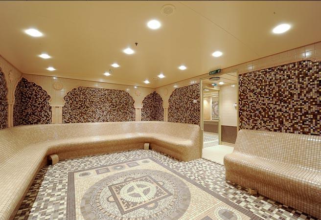 Турецкая баня Aurea Spa