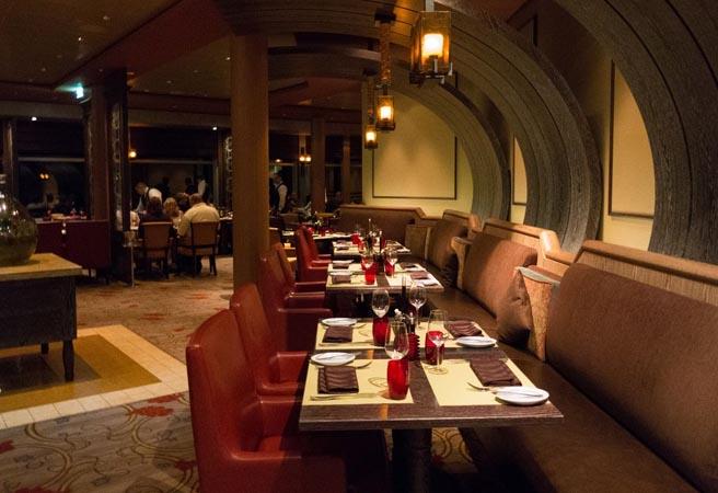 Альтернативный ресторан Tuscan Grille