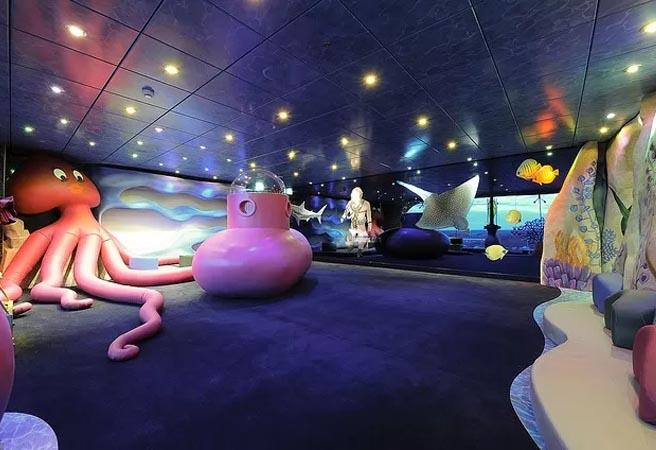 Детский центр Underwater World