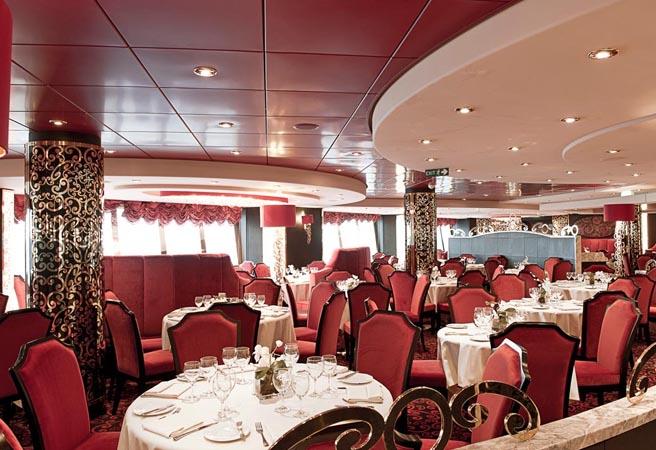 Основной ресторан Villa Rossa Restaurant