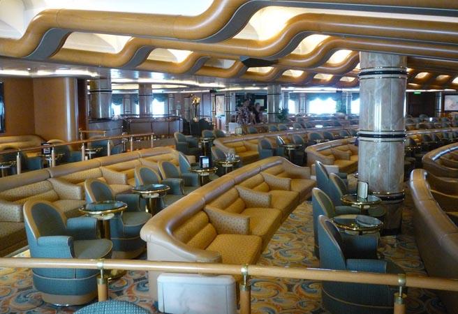 Шоу-бар Vista Lounge