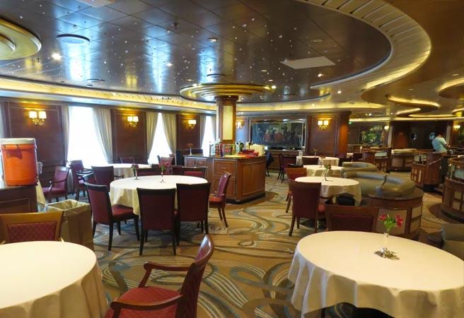 Основной ресторан Vivaldi Dining Room