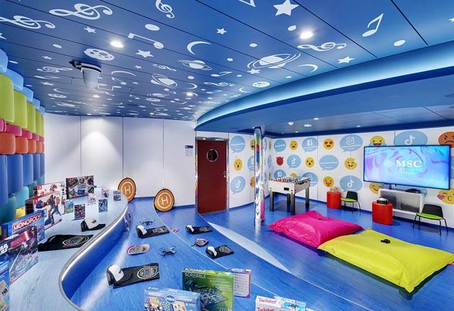 Игровая комната Web Creator Room